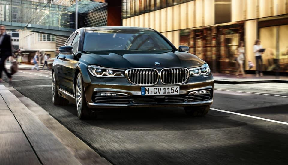 BMW new 740Li