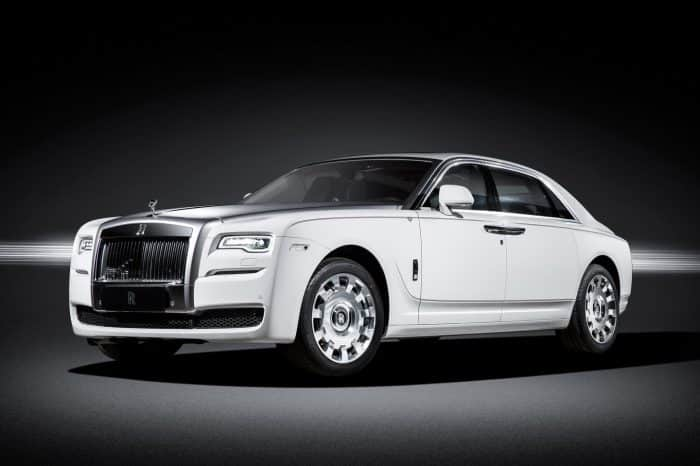 Roll's Royce Ghost