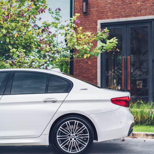 เช่ารถ BMW Series 5 รุ่นท้อป