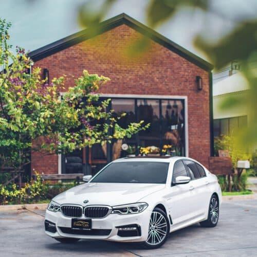 ทดลองขับ BMW 530e M Sport G30 รุ่นใหม่ล่าสุด