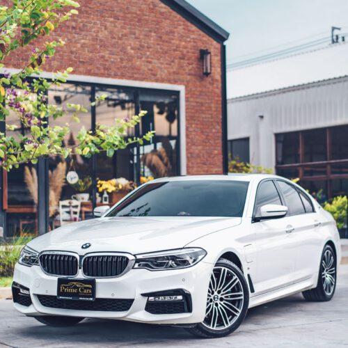 เช่ารถ BMW Series 5