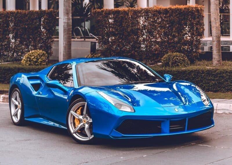เช่า Ferrari 488