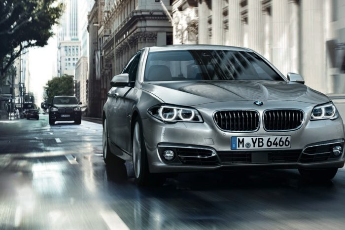 BMW 525d M Sport LCI