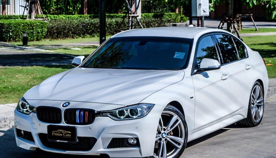 BMW 320i M Sport F30