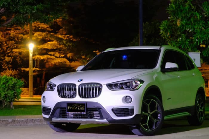 BMW X1 F48 20d SDrive