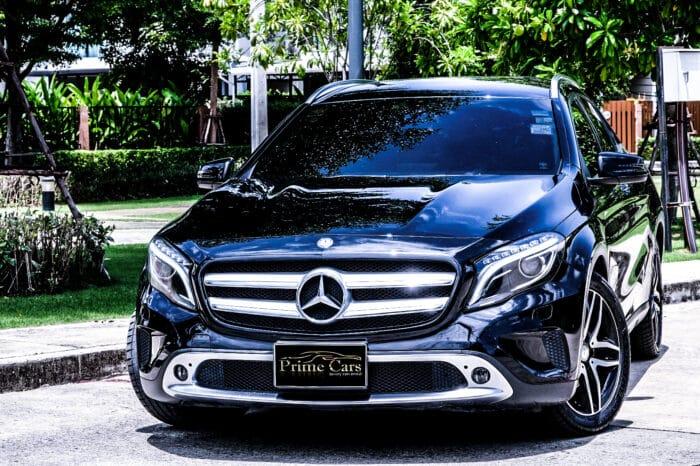 Mercedes-Benz GLA200AMG