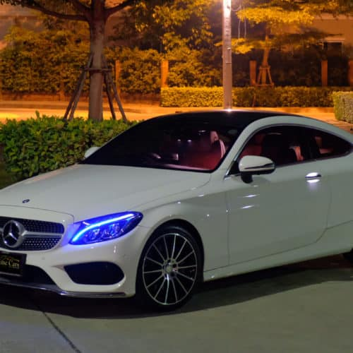 Benz C250Coupe AMG