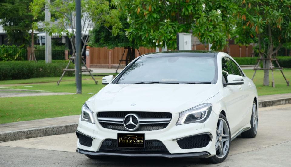 Benz CLA250AMG