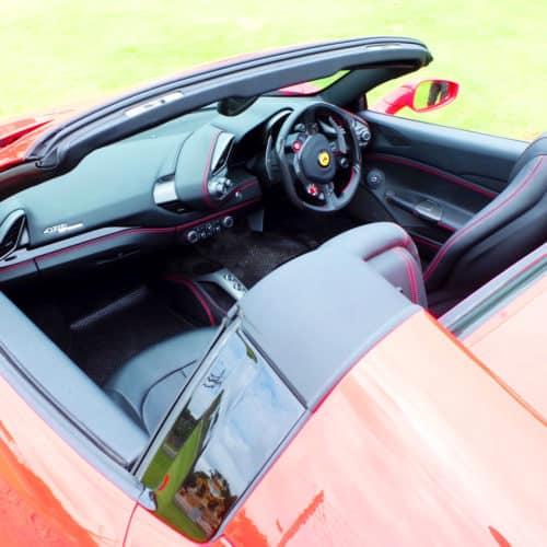 Ferrari 488 Spider ราคา