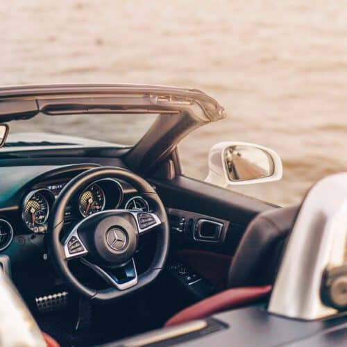 เช่ารถเบนซ์ Benz SLC-SLK AMG