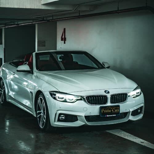 BMW 430i Convertible F33 (LCI)
