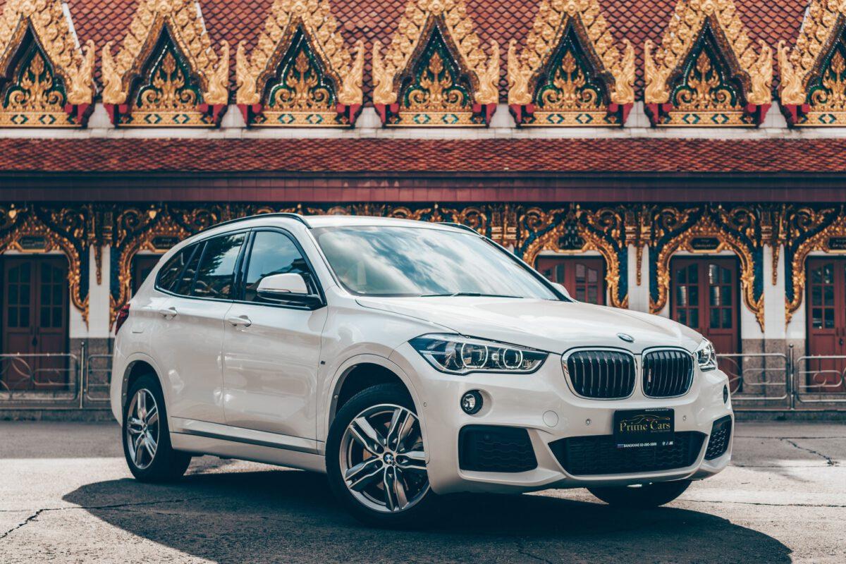 BMW X1 F48 20d SDrive