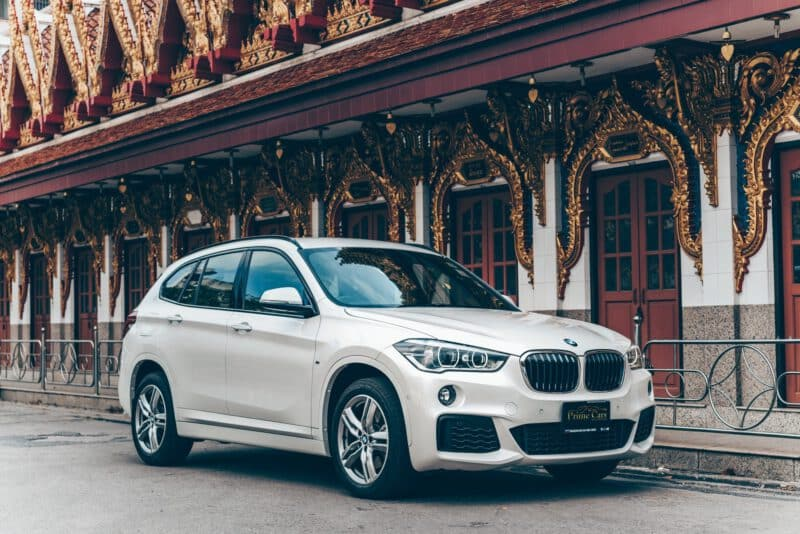 เช่ารถ BMW X1 รุ่นท้อป ที่ดีที่สุด