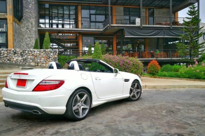 Benz SLC300/ SLK200 AMG