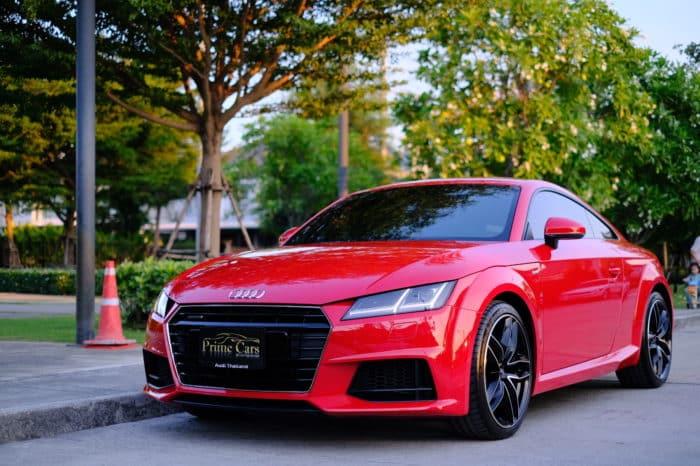 Audi TT SLine 45TFSI Quarttro
