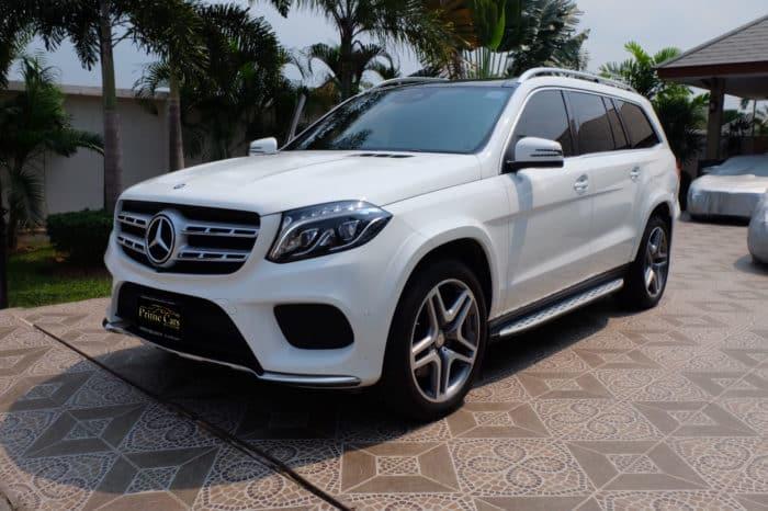 Benz GLS Class
