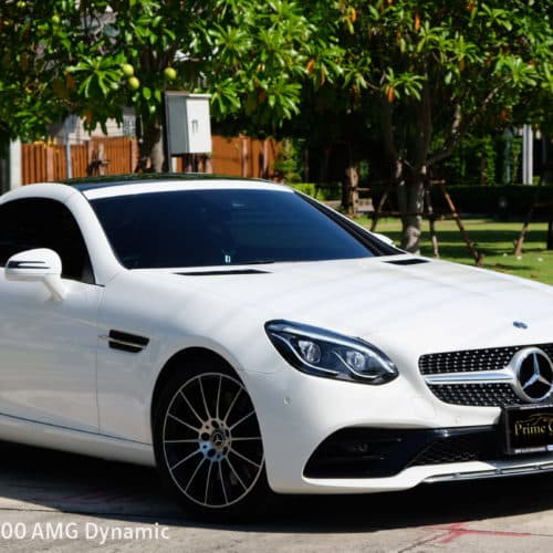 Benz SLC300AMG Dynamic