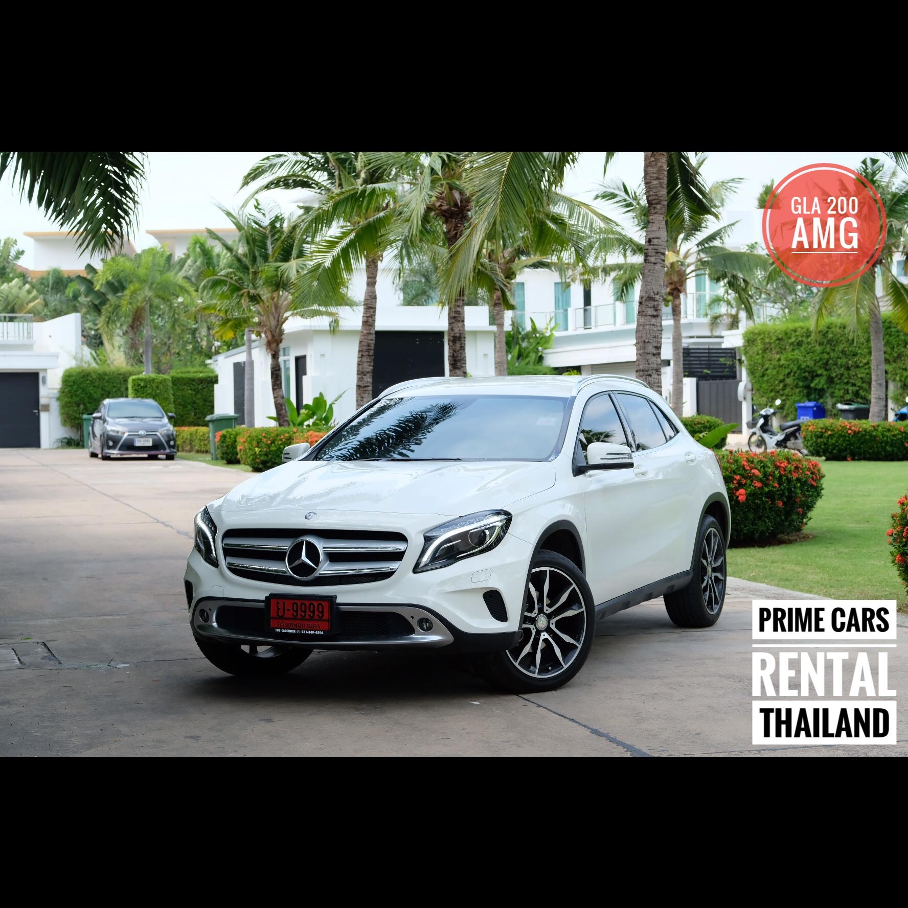 Benz gla250amg prime cars rental for Prime motor cars mercedes benz
