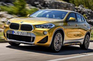2018 BMW X2 เปิดตัวด้วยชุดแต่ง M Sport และ M Sport X Package