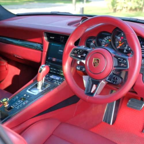 เช่ารถหรู เช่ารถสปอร์ต เช่ารถ Supercar Porsche 911 Carrera S 991.2