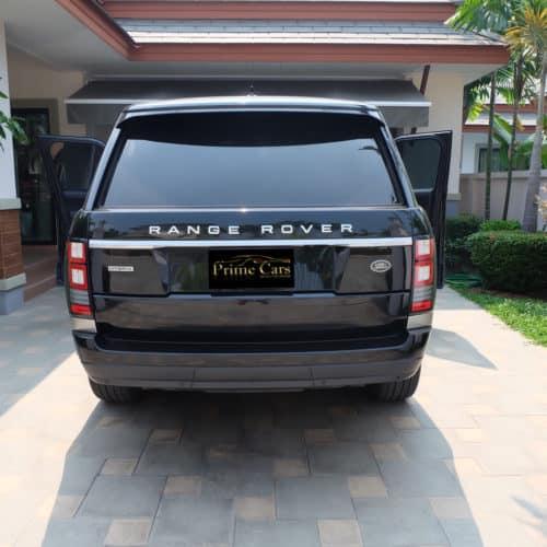 เช่ารถหรู เช่ารถสปอร์ต เช่ารถ Supercar Range Rover Sport Hybrid Autobiography