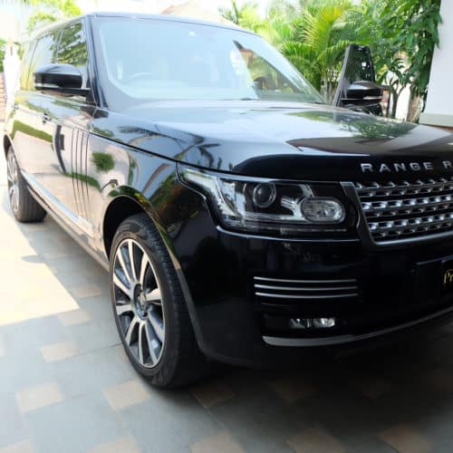 เช่ารถ Range Rover