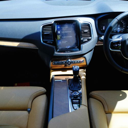 เช่ารถหรู เช่ารถสปอร์ต เช่ารถ Supercar Volvo XC90