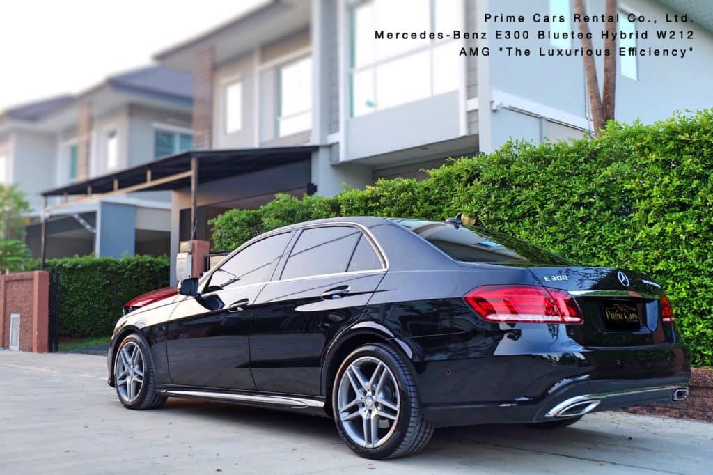 Mercedes-Benz E300 B