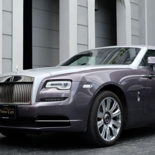 เช่ารถหรู เช่ารถสปอร์ต เช่ารถ Supercars Rolls Royce Dawn
