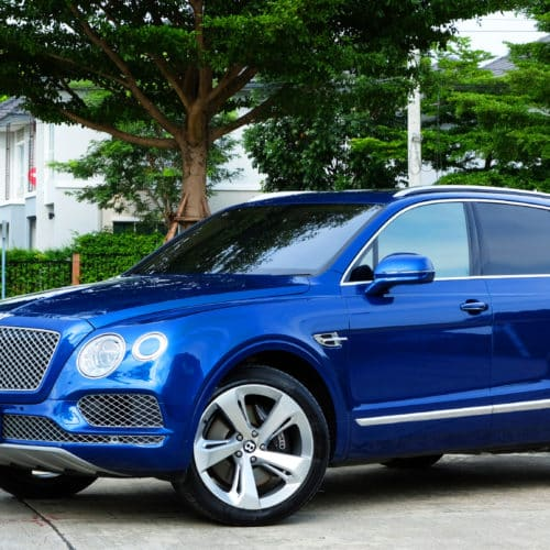 เช่า Bentley SUV Bentayga