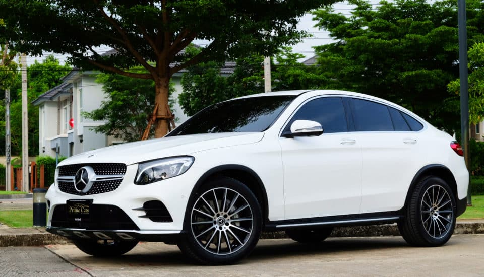 Mercedes-Benz GLC250 Coupe AMG