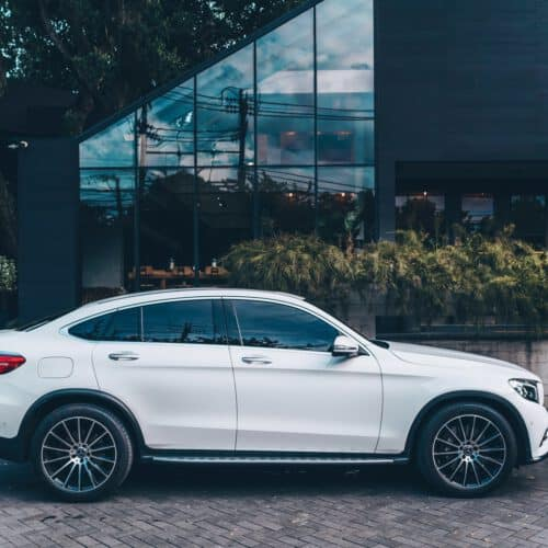 Benz GLC250 Coupe AMG ราคา
