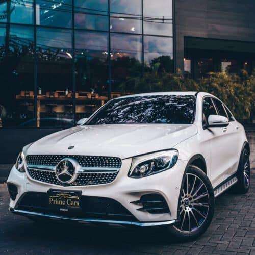 Benz GLC ราคา