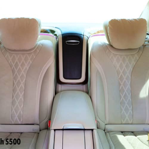 เช่ารถหรู เช่ารถสปอร์ต เช่ารถ Supercars Mercedes Maybach S500