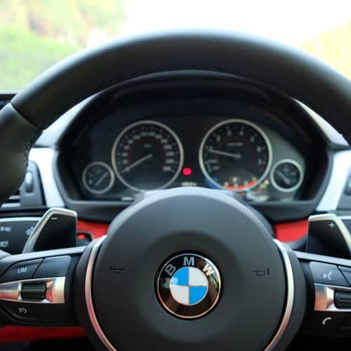 เช่ารถหรู เช่ารถสปอร์ต เช่ารถ Supercars BMW Series4 Convertible
