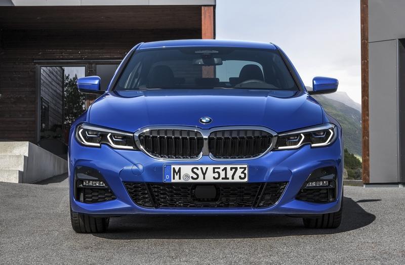 เปิดตัวอย่างเป็นทางการ 2019 BMW 3 Series G20 (320d Sport & 330i M Sport)