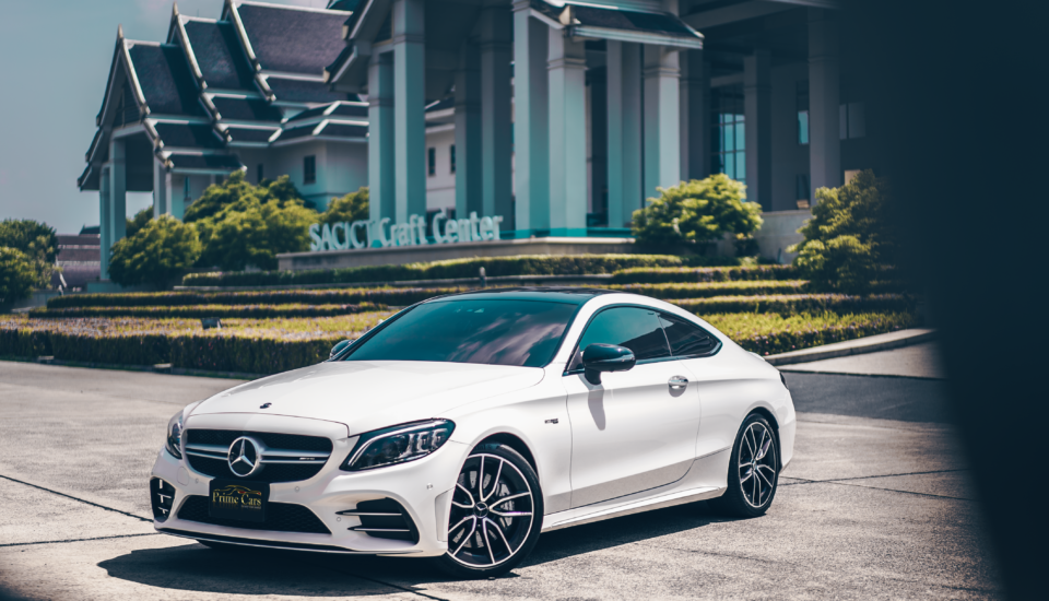 Mercedes AMG C43 Coupe Facelift