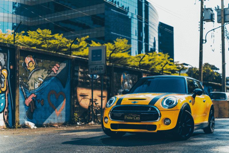เช่ารถ Mini Cooper S