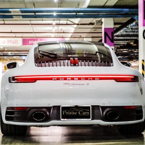 เช่า Porsche 911 Carrera S 992 ไฟท้าย