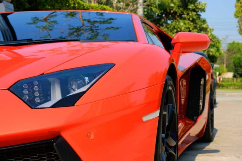 Lamborghini ราคา
