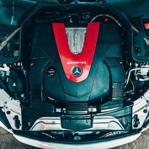 เช่ารถเบนซ์ C Coupe AMG C43