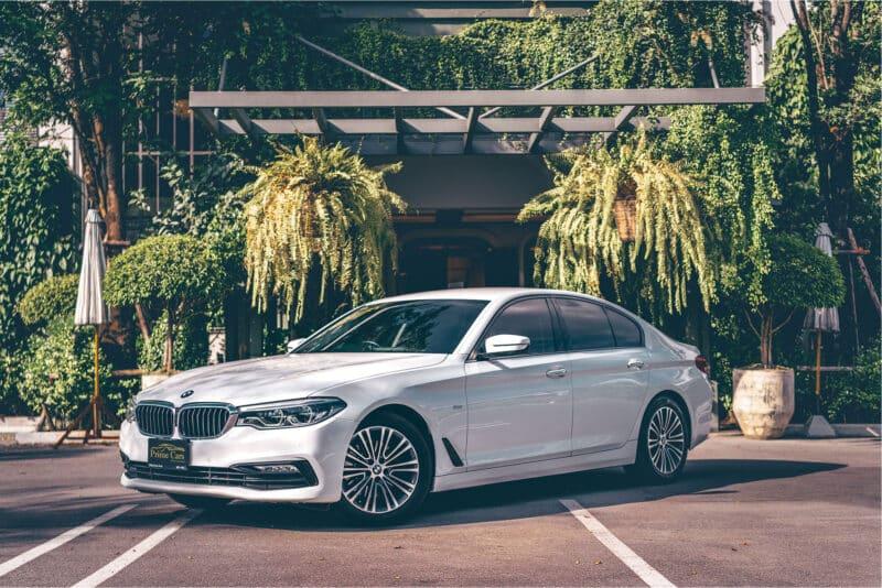 เช่า BMW Series5 520d Sport G30 รุ่นใหม่ล่าสุด