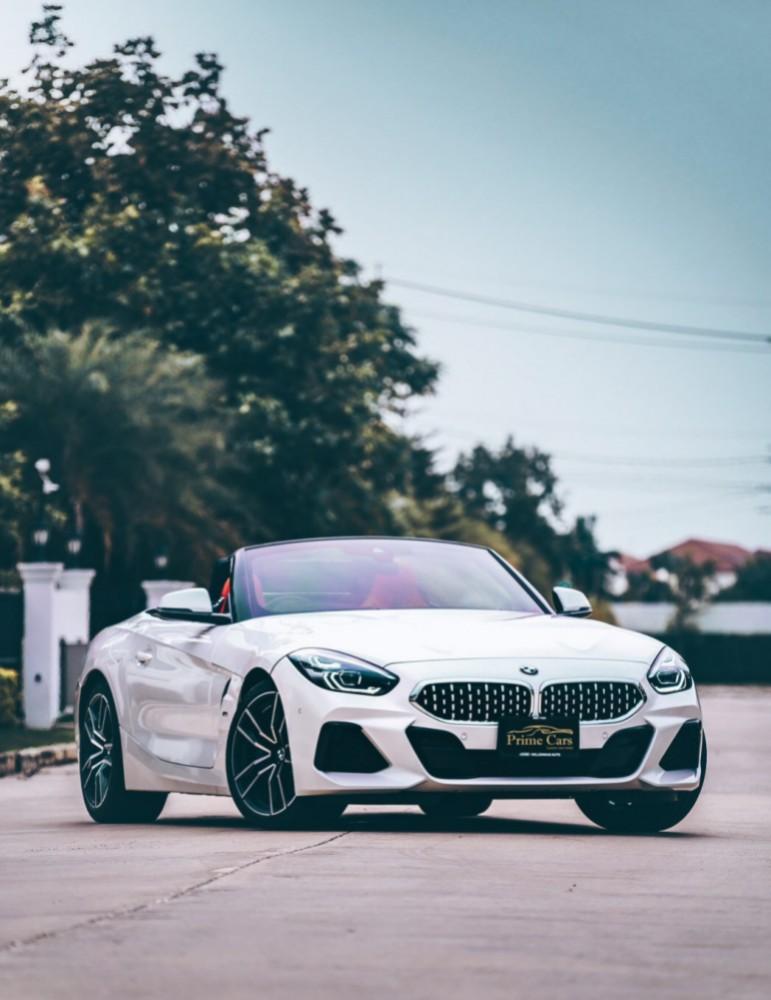 เช่ารถ BMW Z4