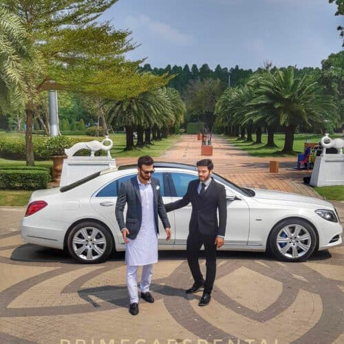 Prime Cars Rental Indian Customer Production