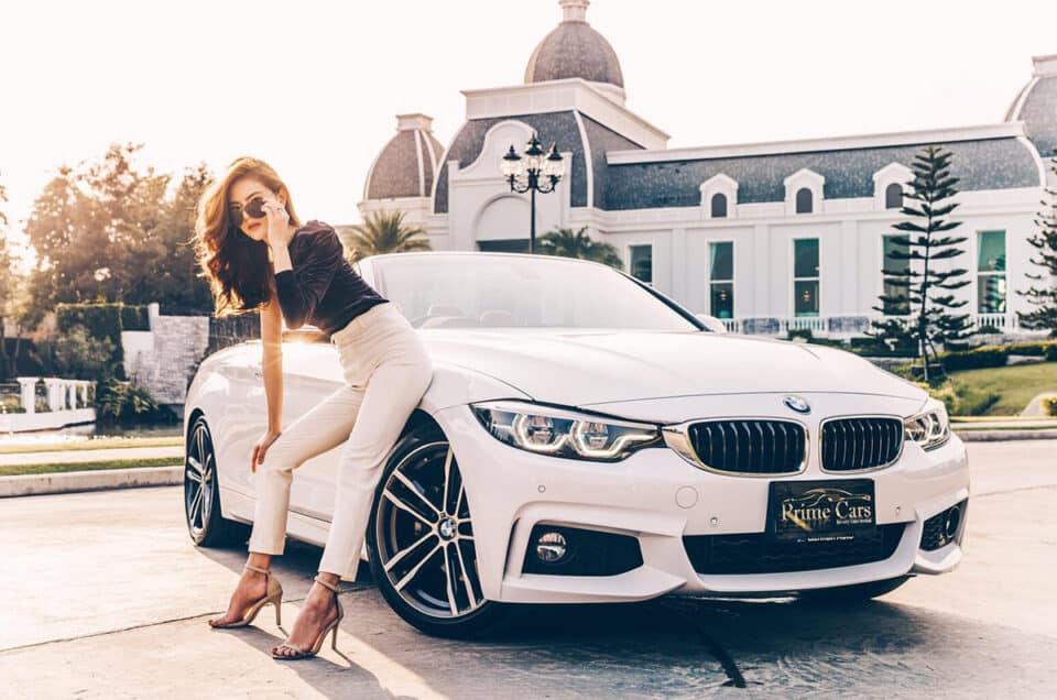 5 เหตุผล ที่ต้องเช่ารถสปอร์ตสำหรับผู้หญิงกับ Prime Cars Rental