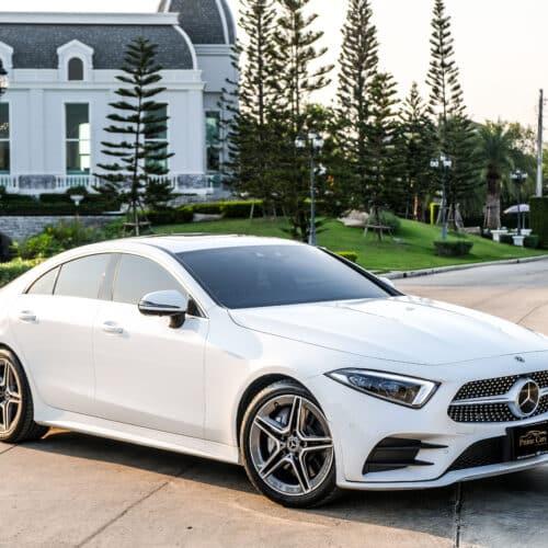 Benz CLS ราคา
