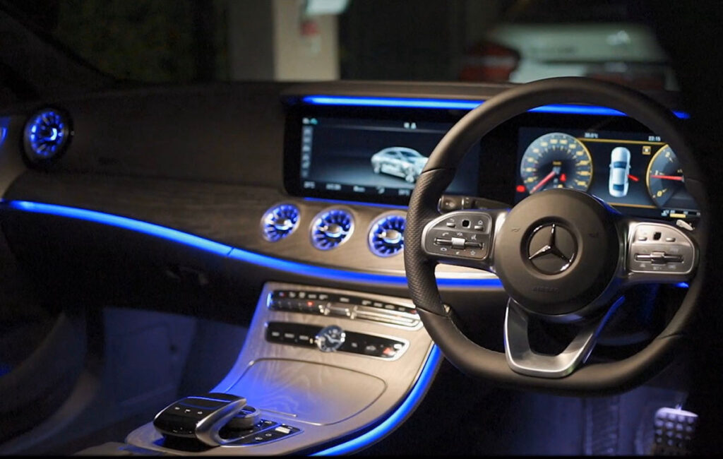 Benz CLS 300d