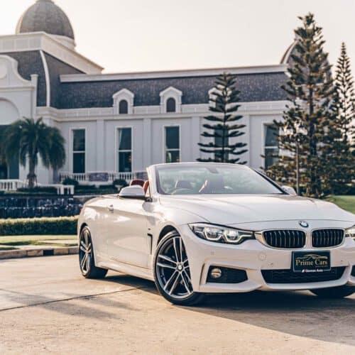 BMW 4 Series Convertible Rental