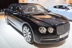 รถยนต์หรู- Bentley