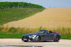 รถยนต์หรู-Mercedes-AMG GT C